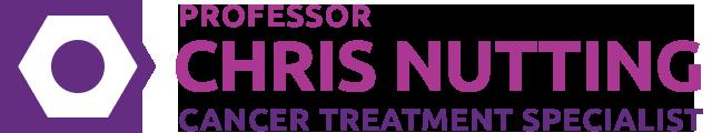 Professor Chris Nutting Cancer Treatment Specialist